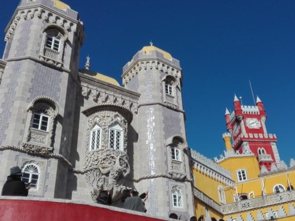 Sintra Fairy Tail Private Full Day Tour - Palaces and and an Ocean View!