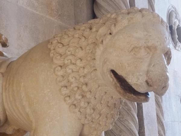 Not 1 but 2 UNESCO sites : Split and Trogir