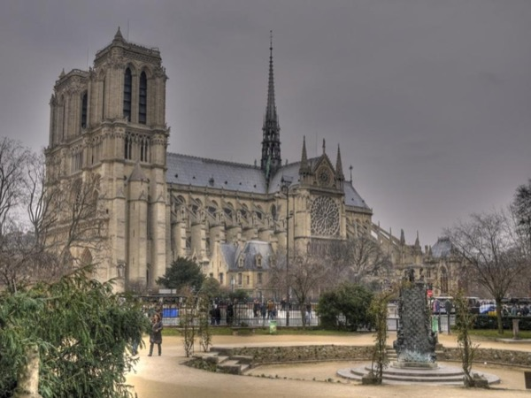 Notre Dame and the Latin Quarter walking tour
