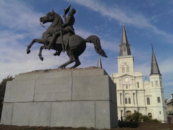 Saints, Scoundrels, and the 'Spirit'-ual haunts of Bienville's Creole City