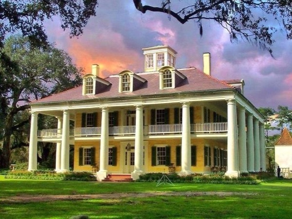 Houmas House and Gardens - Darrow, LA