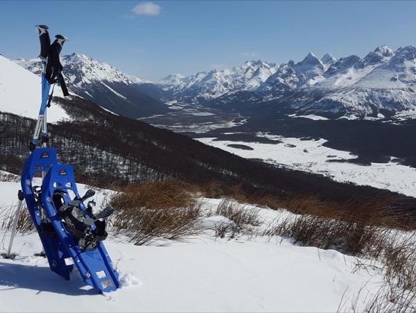 Winter experience tour inside Tierra del Fuego