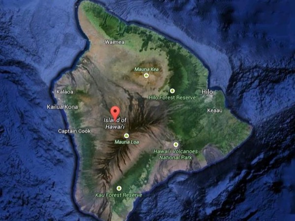 From Kona/Waikoloa: Custom Private Circle Big Island Tour
