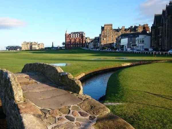 Royal and Ancient St Andrews Private Full Day Tour