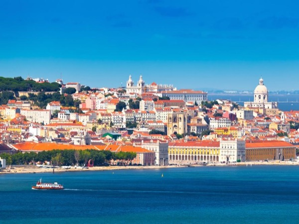 Private Walking Tour of Lisbon's Historic City Center