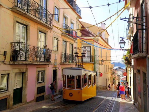 Full Day Walking Tour of Historical Lisbon