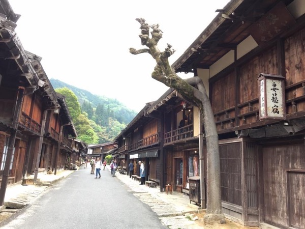 Nakasendo Road & Matsumoto Castle 2 Day Private Tour