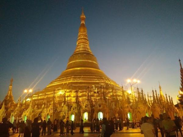 Private Yangon City Tour