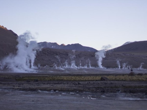 Private Tour to Tatio Geothermal Field