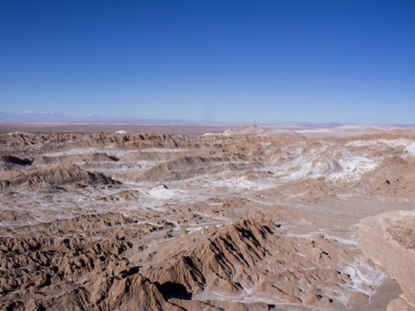 The Moon Valley in Atacama