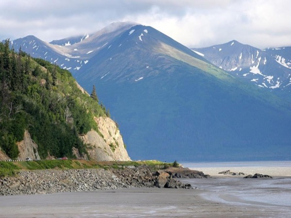 Whittier to Anchorage guided tour