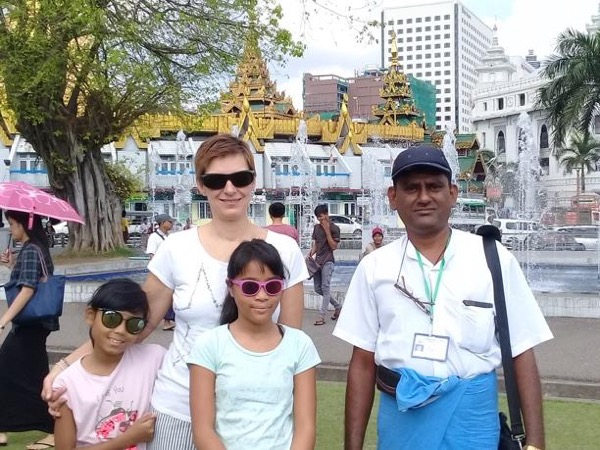 Yangon Private Guided City Tour