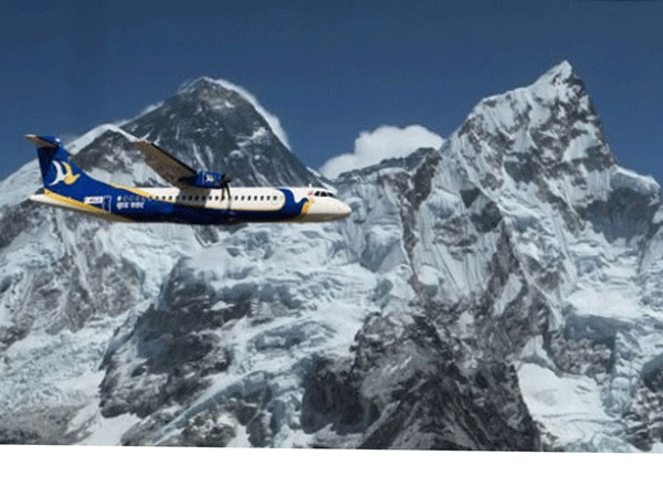 Everest Experience Mountain Flight in Nepal