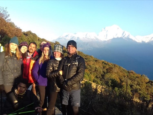 Annapurna Poon Hill Sunrise view Trek