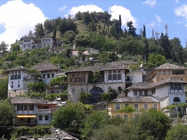Visit Gjirokaster the City of Stone, Blue Eye, and Lekuresi Castle with your Private Guide
