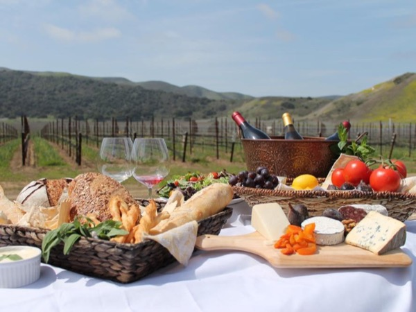 Solvang & Wine Tasting Tour of Santa Barbara Wine Country