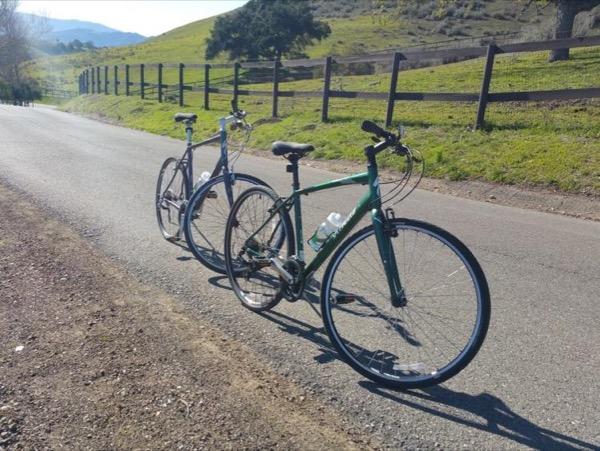 Santa Barbara Hike & Bike, Brews & Views