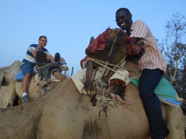 Lompoul Desert - a 2 day trip from Dakar, with 1 night in the dessert