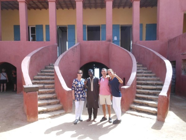 Half Day Tour : Goree Island