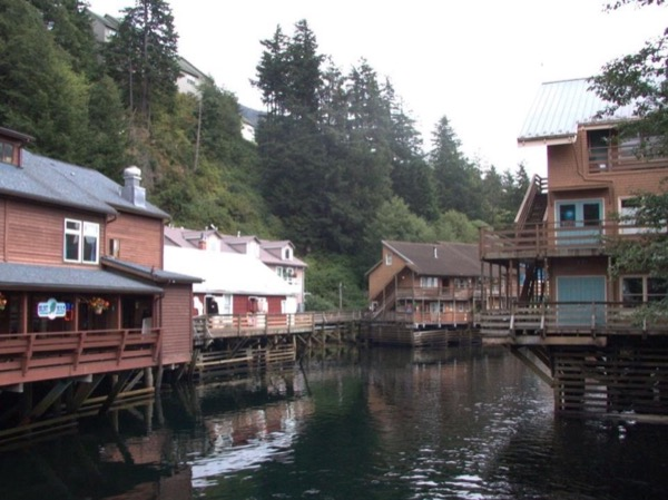 A Walk into Southeast Alaska History -- Ketchikan custom walking tour with a Private Guide