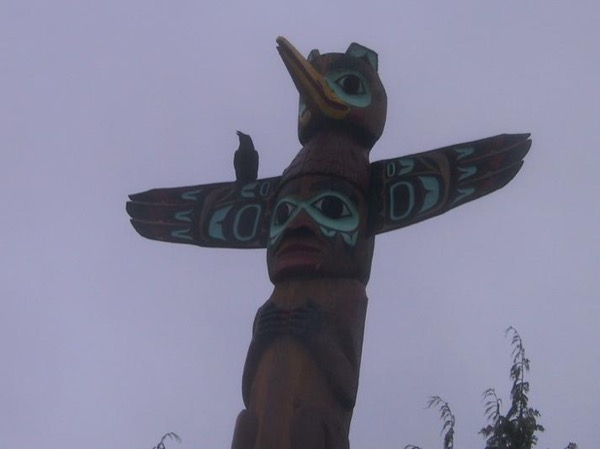 The Spirit of Saxman -- Ketchikan and Saxman Totem Pole Park -- a Private Tour