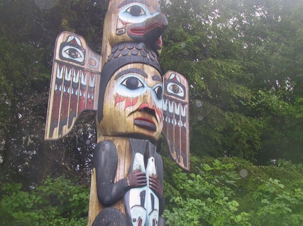 The Spirit of Totem Bight -- Ketchikan and Totem Bight State Park -- a Private Tour