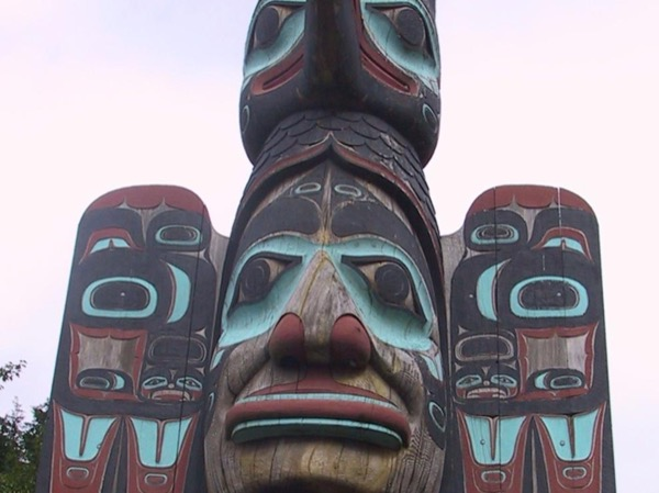 The Spirit in the Wood -- a Private Tour of Ketchikan Totem Poles and Tlingit, Haida, and Tsimshian art
