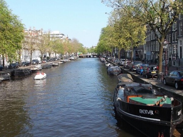 Amsterdam and the World Private Walking Tour