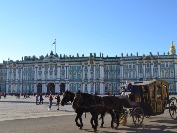 Best of The Hermitage + City Highlights