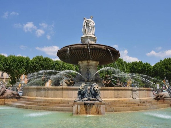 Aix-en-Provence walking tour