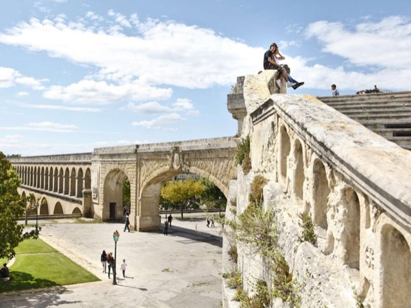 Sete and Montpellier private tour