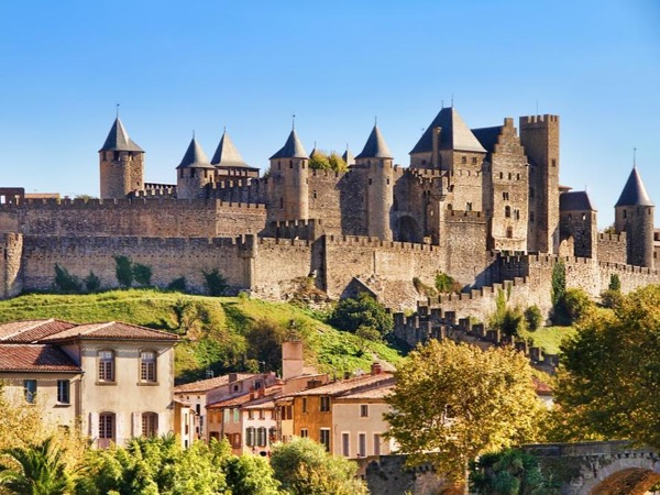 Day trip to Carcassonne and Canal du Midi