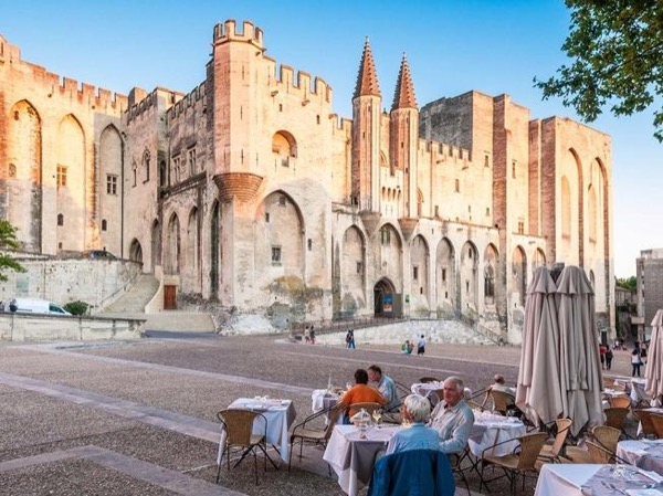 Avignon, Nimes or Montpellier full-day private tour