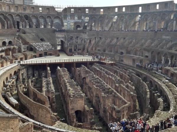 Colosseum Ancient Rome Tour