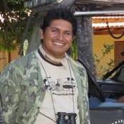 Private tour guide Braulio