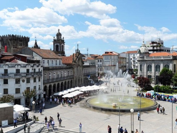 Braga and Guimarães in One Day with Lunch