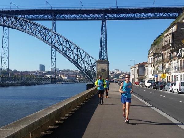 Running Porto