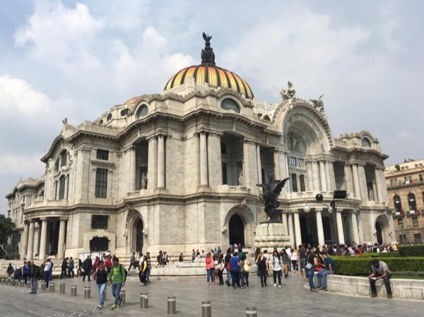 Downtown Mexico City Walking tour
