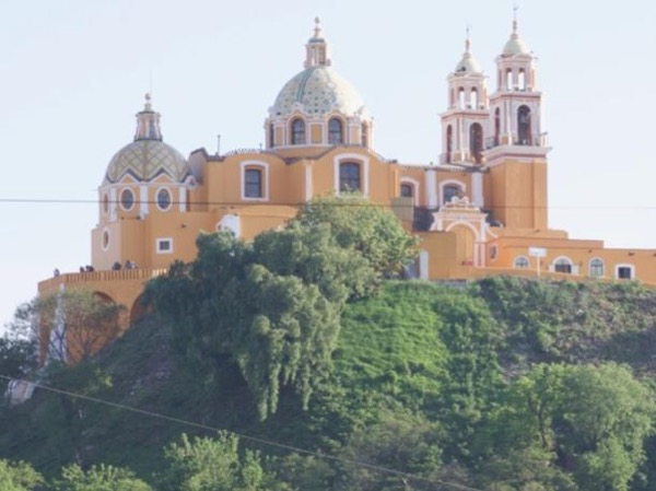Puebla & Cholula Day Tour