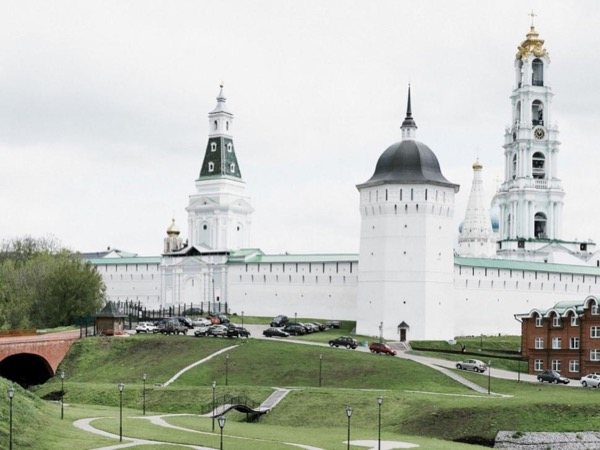 Golden Ring and St.Sergius Lavra Full Day Tour