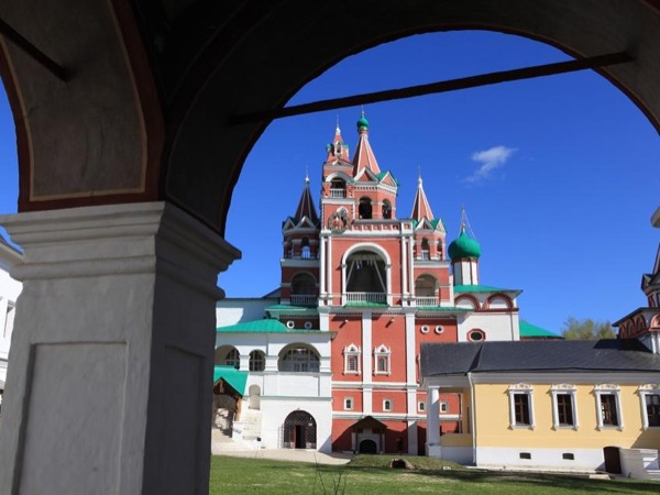 Discover the Russian Countryside: Zvenigorod