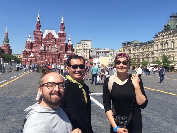 Moscow Half Day Flexible City Tour