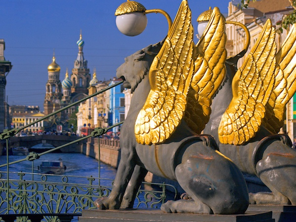 Highlights of Saint Petersburg