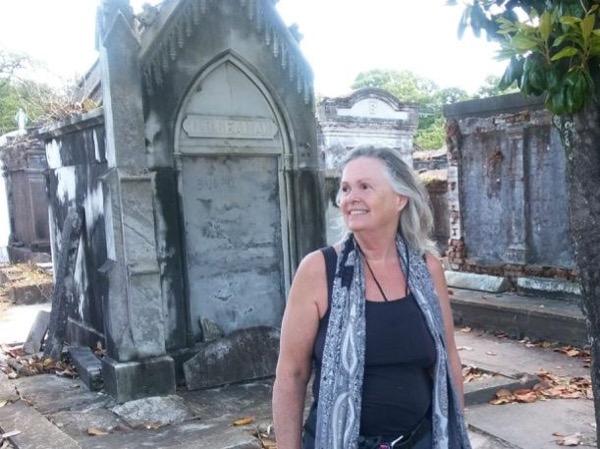 Private tour guide Nancy