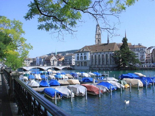 Zurich Highlights Private tour