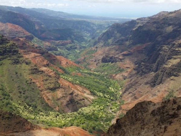 Kauai Waimea Canyon Tour