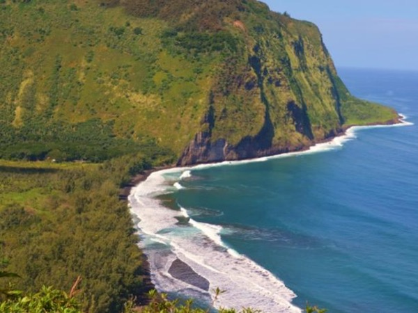 Tour the North Side of Big Island with Water Falls, Waipio Valley, Waimea Town- From Hilo