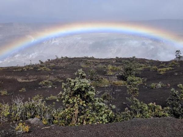 Volcano Deluxe Private Meet in The Hawaii Volcanoes National Park