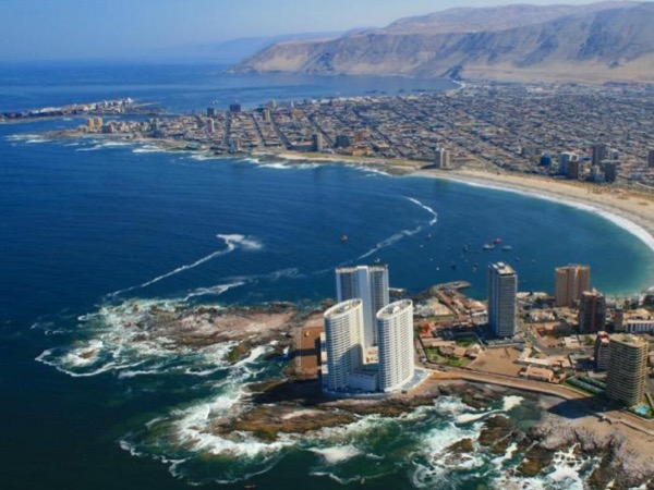 San Antonio Port with Tour in Valparaiso and Transfer to Santiago or vice versa