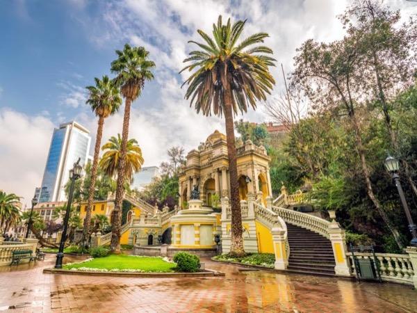Santiago City Tour with a local flavor